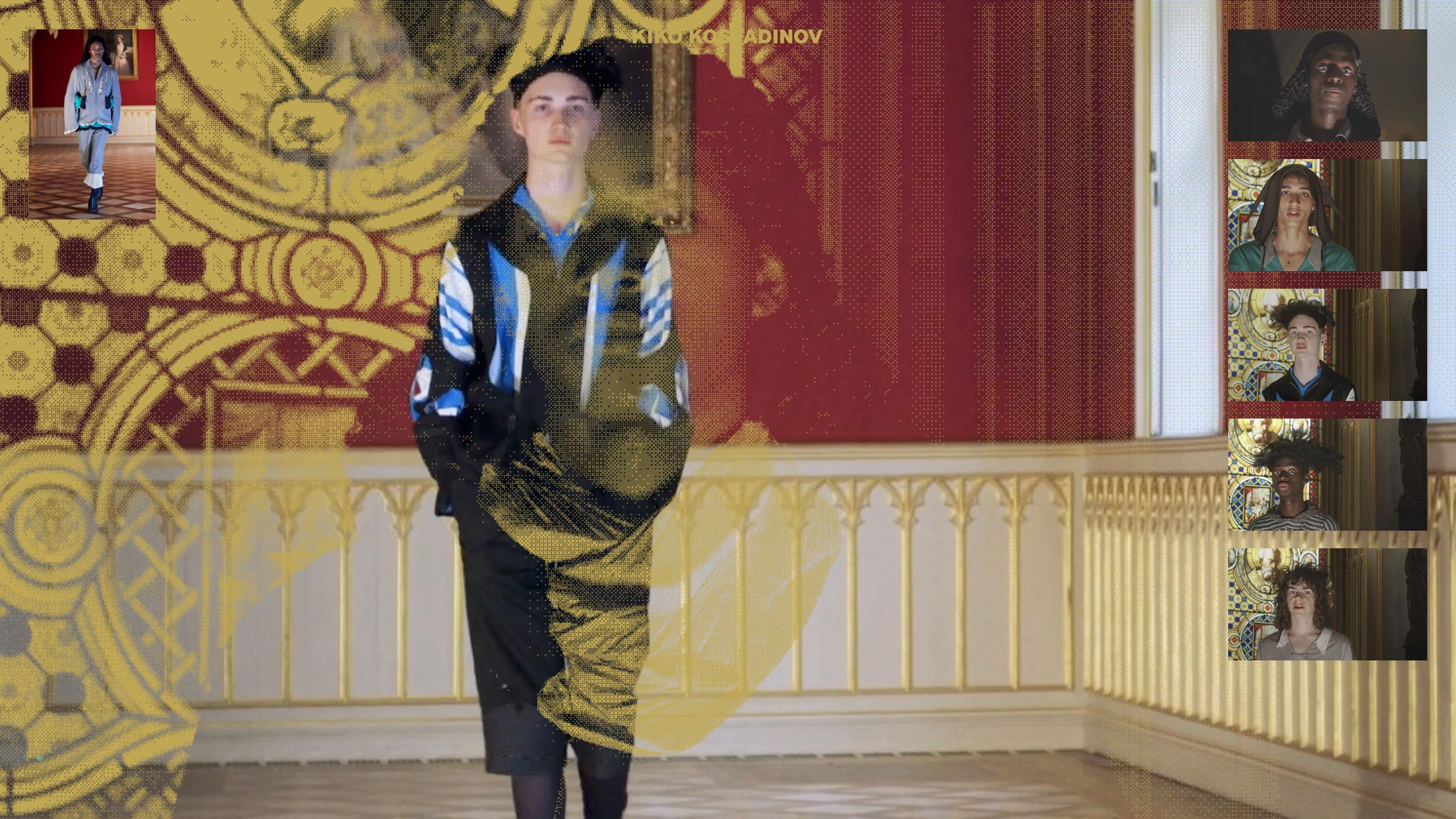 WAF GMBH – Menswear SS21 for Kiko Kostadinov